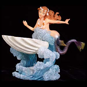 Dancing Mermaid Essential Oil / Incence Burner